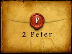"II Peter 3:1-7 ""Lord of the Church, Lord of creation"""